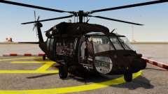 Sikorsky MH-60L Black Hawk pour GTA 4