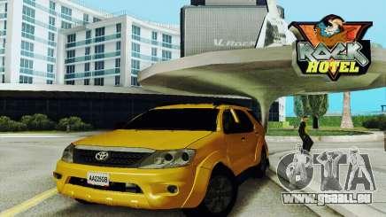 Toyota Fortuner Original 2013 für GTA San Andreas