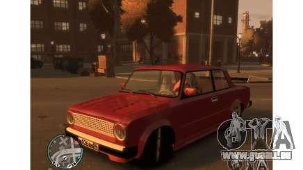 Pack de voitures russes (russe) pour GTA 4