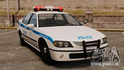 Montreal Polizei v2 für GTA 4