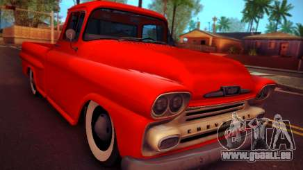 Chevrolet Apache pour GTA San Andreas