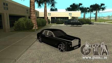 Rolls-Royce Phantom für GTA San Andreas