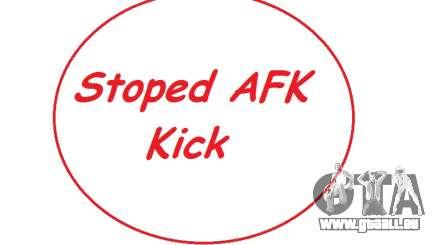 AntiAFK Bot 2.1.6 by Ruskadanace für GTA San Andreas