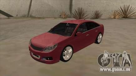 Opel Vectra C Irmscher pour GTA San Andreas