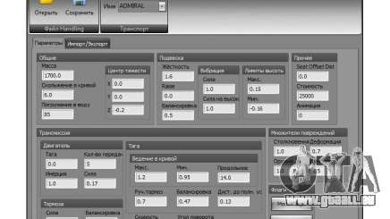 Edit lV v1.2.8 für GTA 4