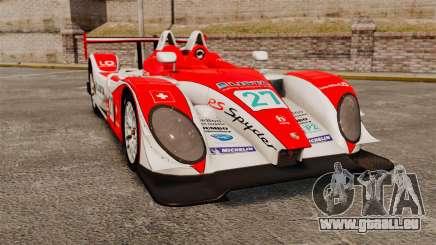 Porsche RS Spyder Evo pour GTA 4