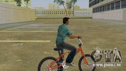 Ghetto K2B BMX Rad für GTA Vice City