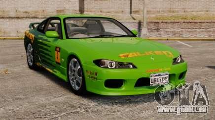 Nissan Silvia S15 v3 pour GTA 4