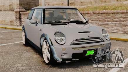 Mini Cooper S 2008 v2.0 für GTA 4