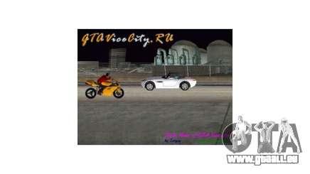 Rush Hour von GTA Vice Sity für GTA Vice City