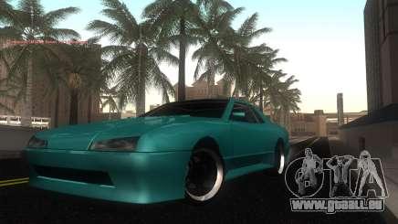 Elegy Edit pour GTA San Andreas