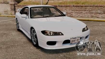 Nissan Silvia S15 v1 für GTA 4