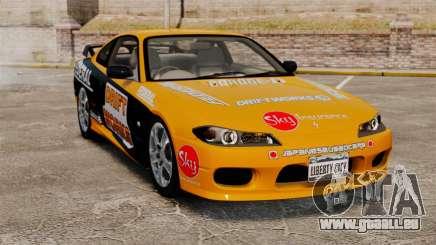 Nissan Silvia S15 v2 pour GTA 4