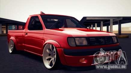 Nissan Frontier D22 pour GTA San Andreas