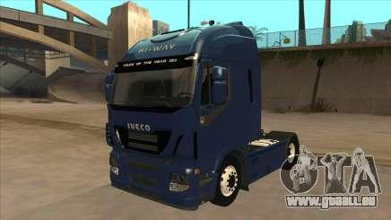 Iveco Stralis HI-WAY pour GTA San Andreas