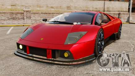 Lamborghini Murcielago RGT pour GTA 4