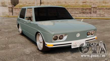 Volkswagen Brasilia pour GTA 4