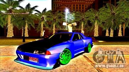 Elegy Drift pour GTA San Andreas