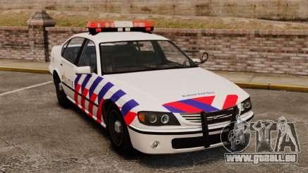 Police néerlandaise pour GTA 4