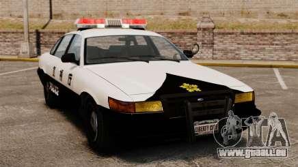 Police japonaise pour GTA 4