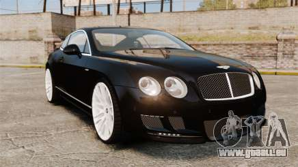 Bentley Continental GT Imperator Hamann EPM pour GTA 4