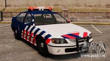 Der niederländische Militärpolizei für GTA 4