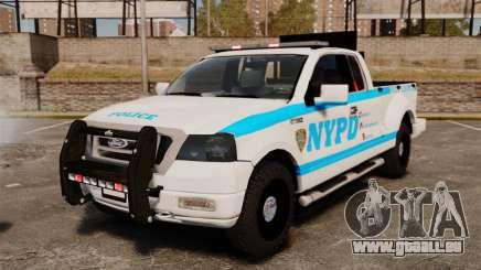 Ford F-150 v3.3 NYPD [ELS & EPM] v1 für GTA 4