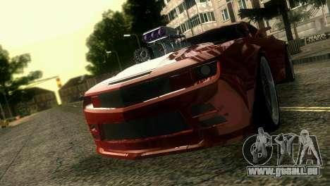 Chevrolet Camaro JR Tuning pour GTA Vice City