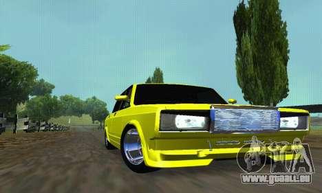 VAZ 2107 VIP für GTA San Andreas Seitenansicht