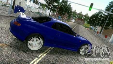Mitsubishi FTO pour GTA Vice City vue arrière