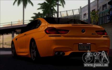 FF TG ICY ENB V2.0 pour GTA San Andreas quatrième écran