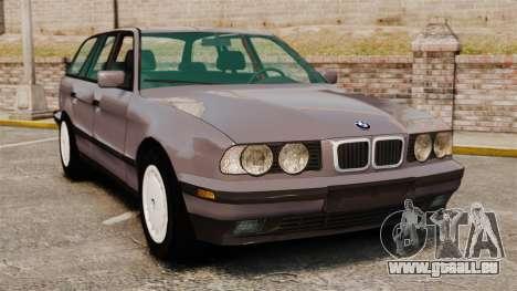 BMW 535 E34 Touring pour GTA 4