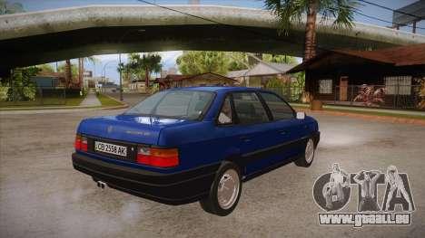 Volkswagen Passat B3 IVLM für GTA San Andreas rechten Ansicht