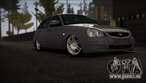 Lada 2172 Priora für GTA San Andreas