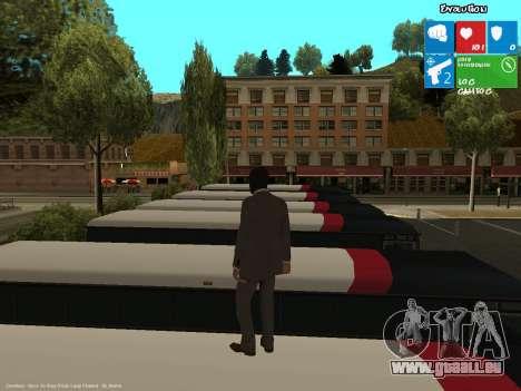 Der Bankräuber für GTA San Andreas zweiten Screenshot