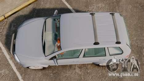 Volkswagen Touareg 2002 für GTA 4 rechte Ansicht