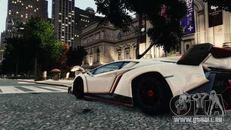 Lamborghini Veneno pour GTA 4 est un droit