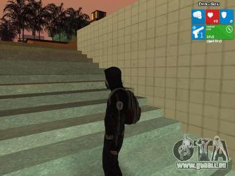 Le piégeur de Dead Rising 2 pour GTA San Andreas deuxième écran