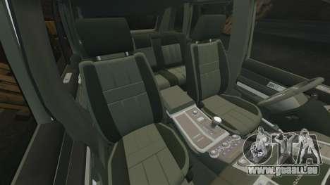 Range Rover Sport Autobiography 2013 Vossen pour GTA 4 est un côté
