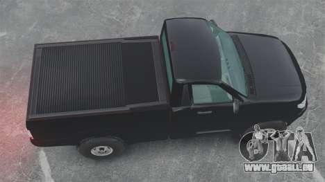 UAZ Patriot-pickup für GTA 4 rechte Ansicht