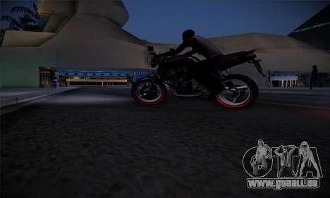 Ducati FCR900 2013 pour GTA San Andreas laissé vue