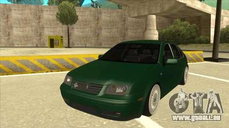 VW Bora für GTA San Andreas