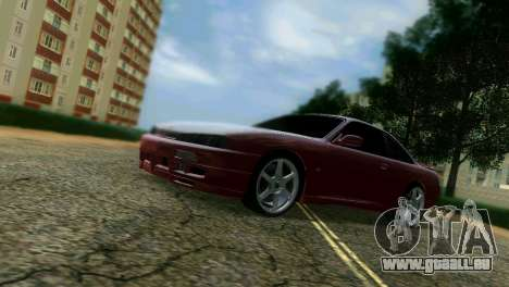 Nissan Silvia S14 Light Tuning für GTA Vice City rechten Ansicht