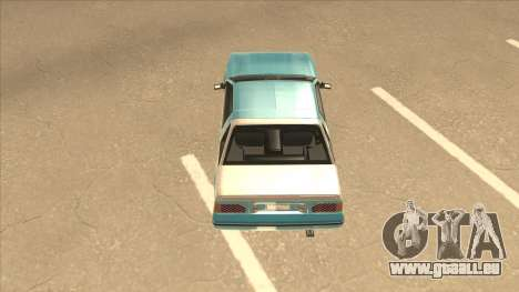 Nissan EXA L.A. Version pour GTA San Andreas salon