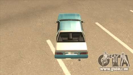 Nissan EXA L.A. Version für GTA San Andreas Innen