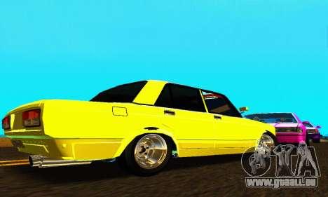 VAZ 2107 VIP für GTA San Andreas rechten Ansicht