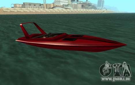 Vice City Squallo II pour GTA San Andreas