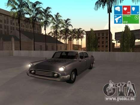 Graffity Glendale pour GTA San Andreas laissé vue