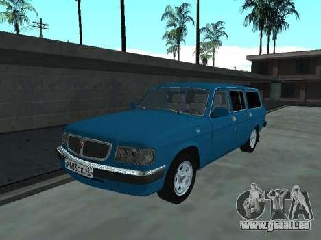 310221 GAZ pour GTA San Andreas