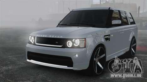 Range Rover Sport Autobiography 2013 Vossen für GTA 4